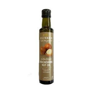 エキストラバージン マカダミアナッツオイル オリバード 250ml extra virgin macadamia nut oil olivado【あす楽対応】【マカダミアナッツオイル おすすめ】【マカダミアオイル コールドプレス製法