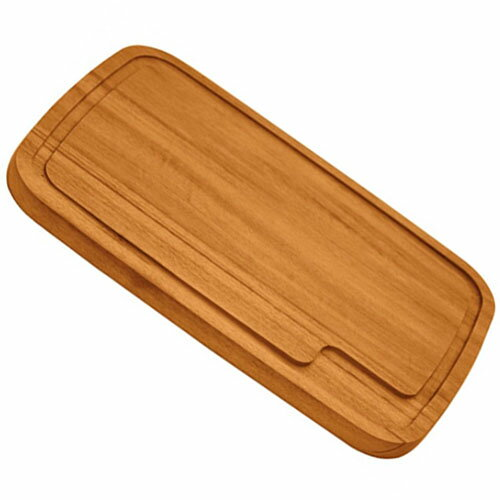 TRAMONTINA 木製 カッティングボード 42cm×29cm BARBECUE 【あす楽対応】【楽ギフ_包装】【バーベキューボード】【バーベキュー用 トレイ】【サービングボード】10P04Mar17