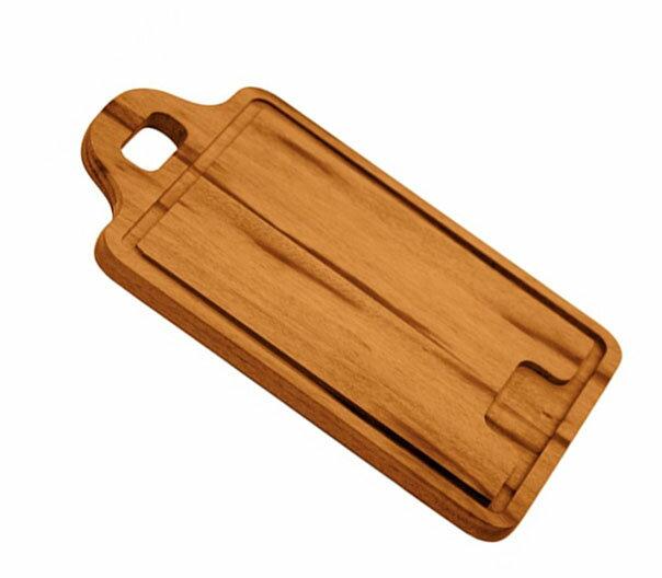 TRAMONTINA 木製 カッティングボード 29cm(34cm)×23cm BARBECUE 【あす楽対応】【楽ギフ_包装】【バーベキューボード】【バーベキュー用 トレイ】【サービングボード】10P04Mar17