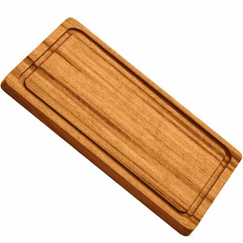 TRAMONTINA 木製 カッティングボード 30cm×21cm BARBECUE 【あす楽対応】【楽ギフ_包装】【バーベキューボード】【バーベキュー用 トレイ】【サービングボード】10P04Mar17