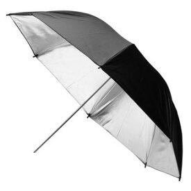 アンブレラ 撮影傘 直径85cm (外黒内白)■161