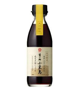 【天然醸造醤油】醤の郷 小豆島 丸大豆生しょうゆ 200mL【マルキン】