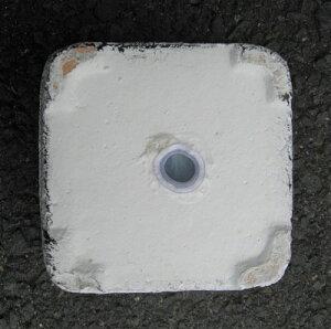 【15%OFF】植木鉢テラコッタ[174-302S2]素焼き陶器植木鉢鉢カバーおしゃれ可愛い正方形ガーデニング(サイズ横11.5×奥行11.5×高さ10.9cm)