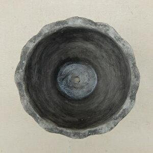 【15%OFF】植木鉢テラコッタ[174-076]素焼き陶器植木鉢鉢カバーおしゃれ可愛いガーデニング(サイズ横20.0×奥行20.0×高さ14.5cm)