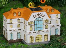 【15%OFF】ソーラーライト [870-002] 屋外 室内 ハウス おしゃれ 庭 ガーデン 明るい 可愛い 埋め込み ソーラー 防犯 (サイズ横20.0×奥行11.0×高さ12.0cm)
