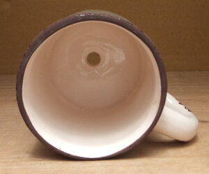 【15%OFF】ミニプランター陶器観葉植物セダム[172-513]植木鉢鉢カバー転写絵室内おしゃれ可愛いインテリア(サイズ直径7.2×高さ7.0cm)