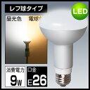 LED電球 E26 レフ LED電球 E26 電球色 昼光色 LEDレフ電球 LED電球 E26 口金 (ハロゲン80W相当)レフ電球タイプ