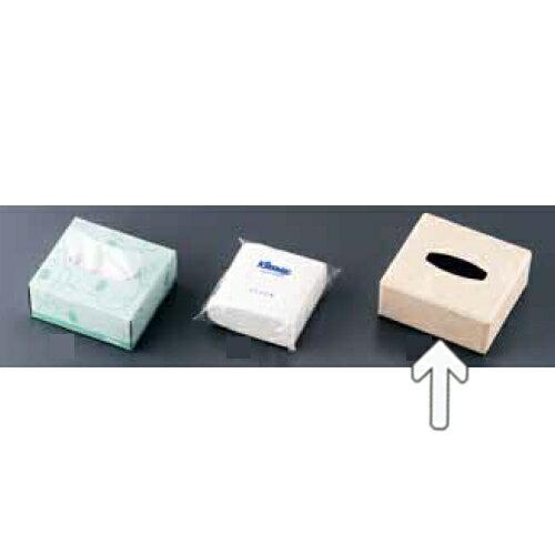 クレシア 卓上用ティシューディスペンサー ハーフサイズ用 ホテル・客室など 客室備品 ティッシュボックス ティッシュケース ハーフサイズ (6-2243-1701)