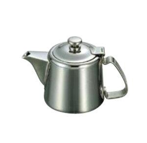 卓上用品 ティー・お茶・紅茶用品 ポット ステンレス製 UK18-8 チボリティーポット 5人用(840cc)(EBM21-1)(1279-05)