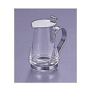 卓上用品 ティー・お茶・紅茶用品 ミルク・シロップ・容器・ポット ガラス製 ガラス ミルクポットNo.1012 50ml(EBM21-1)(1283-24)