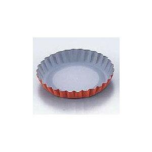 製菓用品・プチケーキ・焼菓子型 お菓子作り・道具 トッピングオレンジ タルトレット 焼型 B-121(中) (8-1051-0302)