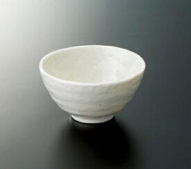 メラミン製 白釉はくゆう 飯碗(118×62mm 320cc) スリーライン[M-489HYU ] 食器 メラミン プラスチック製 樹脂製 業務用 無地 器 茶碗 和食 皿