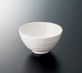 メラミン製 飯碗(118×62mm 320cc)スリーライン[M-489PW] 食器 メラミン プラスチック製 樹脂製 業務用 無地 白 器 皿 和食
