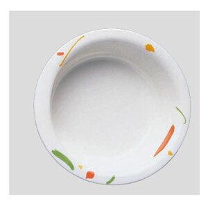 送料無料 Daiwa|プラスチック食器|メラミン製|介護・自助食器|病院|施設 10個セット/10個以上端数注文可 ボール ワルツ(Φ150×H40mm・355ml) (台和)[HS-102-WA]