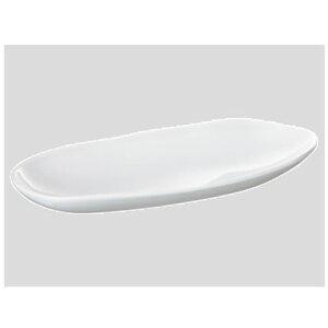 送料無料 Daiwa|プラスチック食器|メラミン製|業務用食器|社員食堂|学食|飲食店 10個セット/10個以上端数注文可 もてなし鉢・中 白(321×136×H44mm) (台和)[MDM-2-W]