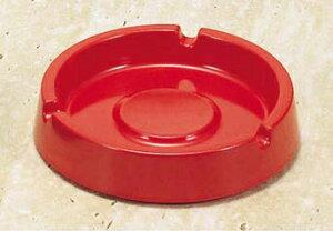 プラスチック製 業務用 施設・店舗用品 店舗備品 メラミン製 業務用 灰皿スナック赤(AM-30) 関東プラスチック工業