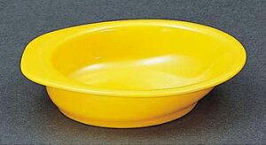 メラミン製・プラスチック製 業務用食器 樹脂製 ユニバーサルウェア・プレーン深皿16.5イエロー(M-561) 関東プラスチック工業・メラミン食器