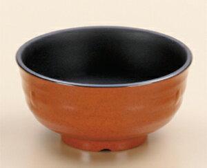 メラミン製・プラスチック製 業務用食器 樹脂製 和食器 和風 和食器アソートうどん丼栗茶(MW-11) 関東プラスチック工業・メラミン食器