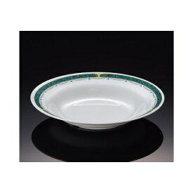 メラミン オーベルジュ 21cmスープ皿 (209×34mm・500cc) マンネン/萬年[AU-261] 業務用 プラスチック製 メラミン製 樹脂製 洋食器 丸深皿 スープ皿 プレート