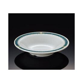 メラミン オーベルジュ 19cmスープ皿 (192×37mm・400cc) マンネン/萬年[AU-7817] 業務用 プラスチック製 メラミン製 樹脂製 洋食器 丸深皿 スープ皿 プレート