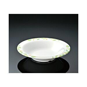 メラミン シトラス 19cmスープ皿 (192×37mm・400cc) マンネン/萬年[CI-7817] 業務用 プラスチック製 メラミン製 樹脂製 洋食器 丸深皿 スープ皿 プレート