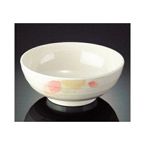 メラミン マリエ うどん鉢 (191×75mm・1100cc) マンネン/萬年[MR-728S] 業務用 プラスチック製 メラミン製 樹脂製 和食器 丼 麺鉢 うどん鉢 どんぶり
