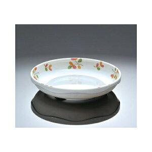 メラミン 季(TOKI) ウェーブ深皿 大 (181×36mm・580cc) マンネン/萬年[TO-800] 業務用 プラスチック製 メラミン製 樹脂製 自助食器 丸深皿 主菜皿