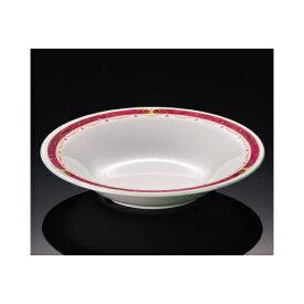 メラミン ワインベルジュ 23cmスープ皿 (230×44mm・710cc) マンネン/萬年[WI-7815] 業務用 プラスチック製 メラミン製 樹脂製 洋食器 丸深皿 スープ皿 プレート
