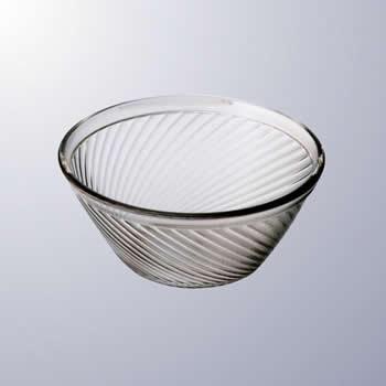 ポリカーボネート(ポリカーボネイト/PC) そうめん鉢 直径169mm H72mm 900cc クリア PCクリア[GC30CL] マルケイ 業務用 食洗機対応 割れにくい 丈夫 業務用 プラスチック 樹脂 食器 皿 D8
