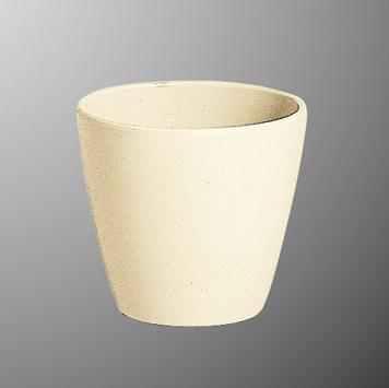 メラミンコップ小直径74mmH69mm175cc乳白[C3I]マルケイ業務用食洗機対応割れにくい丈夫業務用プラスチック樹脂食器皿D8
