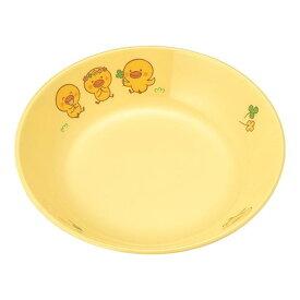 メラミン 深菜皿 直径167mm H35mm 470cc イエロー ひよこぐみ[D17HIY] マルケイ 業務用 食洗機対応 割れにくい 丈夫 業務用 プラスチック 樹脂 食器 皿 D8