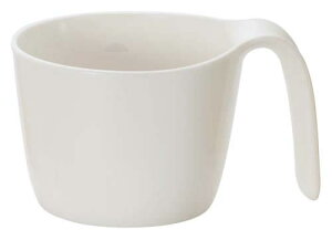 メラミン製・プラスチック製 信濃化学・SHINCA 業務用食器 介護・自助食器 カラーシリーズ UDカップ(92×120×72 290ml) うの花 [972-unohana]□D8□