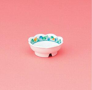 メラミン製 介護 自助食器 デュオ 小付 スリーライン[AID-141] 食器 介護用 自助用 プラスチック製 皿 器 病院・施設