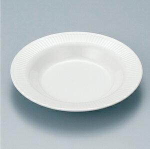メラミン製 ハーモニー(アイボリー) スープ皿 スリーライン[L-201/L-201I] 食器 皿 プレート 洋食器 プラスチック製 樹脂製 カフェ 飲食店 ホテル