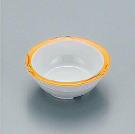 メラミン製 彩(彩風) 丸小鉢 スリーライン[M-123B/M-123EB] 食器 メラミン プラスチック製 業務用 和食器 皿