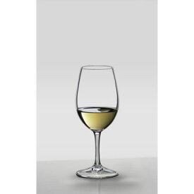 ワイングラス セット 白ワイン用 RIEDEL・リーデル(オヴァチュアシリーズ) ホワイトワイン6408/05(280cc)(入数:2)(EBM19-1)(1291-10)