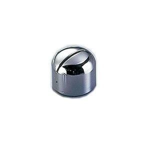 金属カード立 (真鍮クローム) PT-3 メニュースタンド・卓上サイン・カード立 (8-1986-1201)