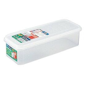 保存容器・キッチンポット プラスチック製 抗菌 113×303×H81 2000ml ネオキーパー・めん・パスタケース B-1885 (7-0219-1101)