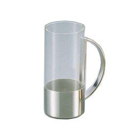 耐熱ガラスだからホットもアイスもOK! (225cc) ハリオ(HARIO) ホットウイスキーグラス(耐熱ガラス使用) サークルHW-8CSV (7-2176-1201)
