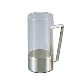 耐熱ガラスだからホットもアイスもOK! (225cc) ハリオ(HARIO) ホットウイスキーグラス(耐熱ガラス使用) スクェアHW-8SSV (7-2176-1301)