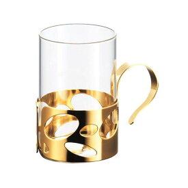 耐熱ガラスだからホットもアイスもOK! (220cc) ホットグラスNo.2929 (耐熱ガラス使用) (7-2175-0901)