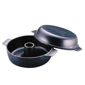 パン焼器 鉄製 1台5役!パンもしゃぶしゃぶも焼き芋も出来ちゃいます♪ (IH対応) イシガキ 鉄パン焼器 焼きたてパン屋さん (7-0907-1501)