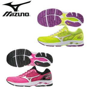 mizuno ミズノ レディース ランニングシューズ ジョギングシューズ ウエーブライダー21 マラソン ランニング ジョギング J1GD1803 ピンク×ホワイト×ブラック08