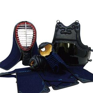 剣道 防具 セット 6mm刺 面 胴 甲手 垂 防具一式 小学生