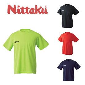 ニッタク Nittaku 卓球 プラクティスシャツ ダライTシャツ NX-2062