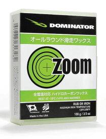 DOMINATOR(ドミネーター)ZOOM HIGH PERFOMANCE SERIESZOOM(ズーム)400gスノーボード・スキー兼用