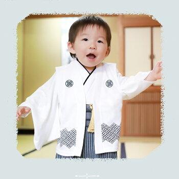 ロンパース羽織袴セット-4-image2