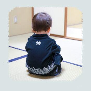 ロンパース羽織袴セット-5-image3