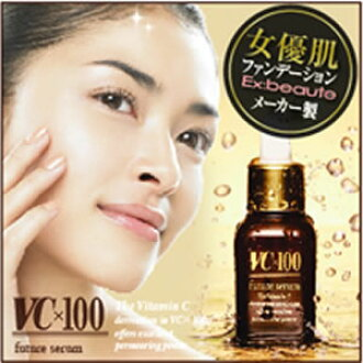 VC100 未来血清 [ex 毛孔护理,维生素 C 血清,皮肤,微胶原配方:]
