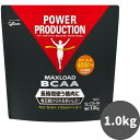 グリコ パワープロダクション マックスロード BCAA アミノ酸 グレープフルーツ風味 1kg
